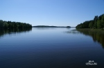 Ruuhijärvi lake