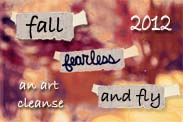 Fall Fearless and Fly Challenge #7