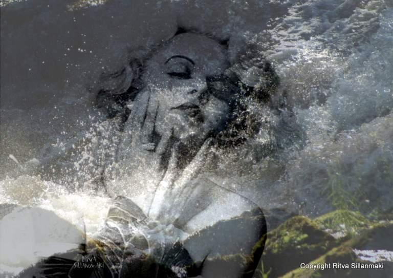 Sea mermaid