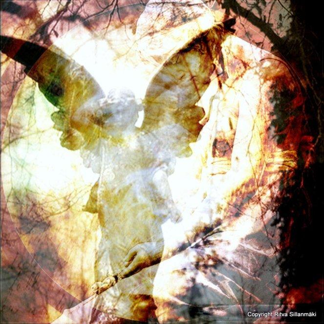 Stone angel
