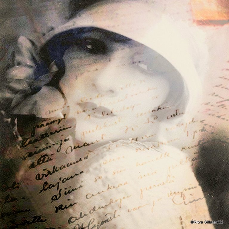 letters and photographs