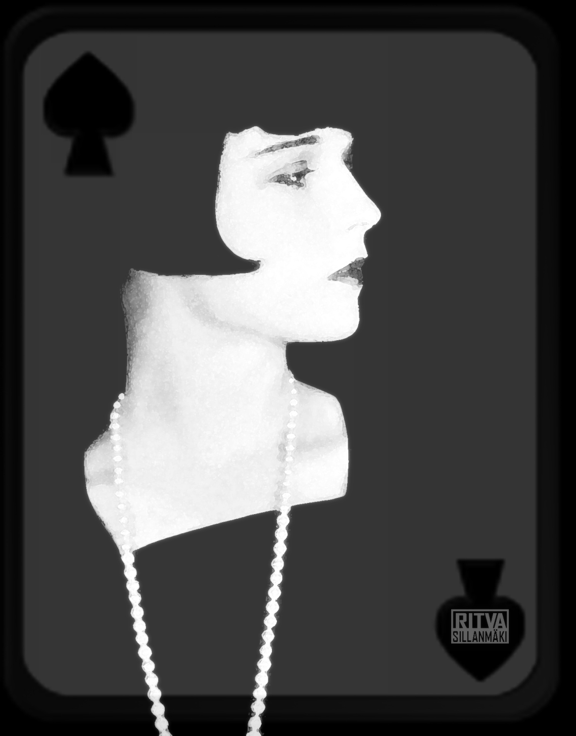 playing card 1920s-pg