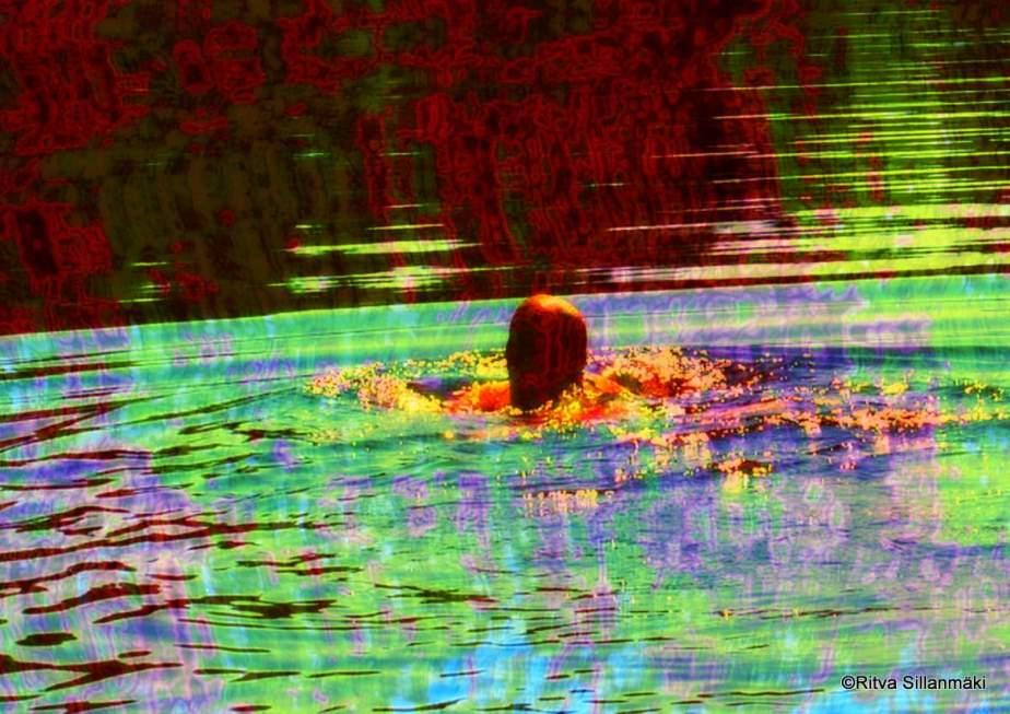swimmer Riku